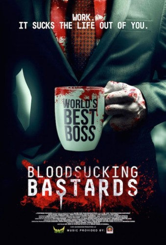 Bloodsucking Bastards Dr. God Pedro Pascal Fran Kranz