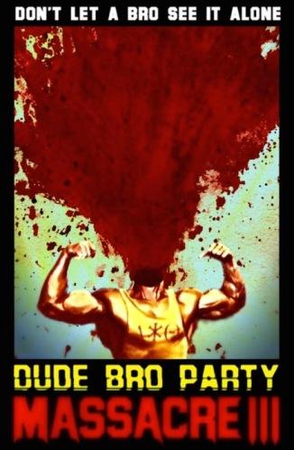 dude bro party massacre 3 patton oswalt 5 second films