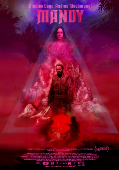 Mandy Theatrical Poster