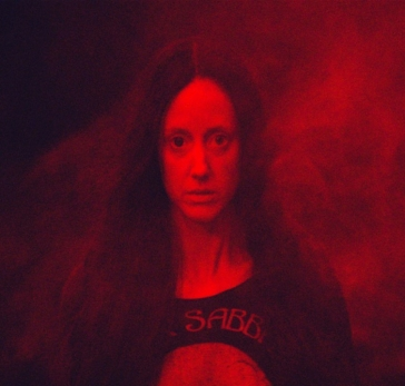 Andrea Riseborough as Mandy in the film Mandy